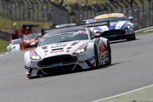 Derek Johnston / Matt Bell TF Sport Aston Martin Vantage GT3