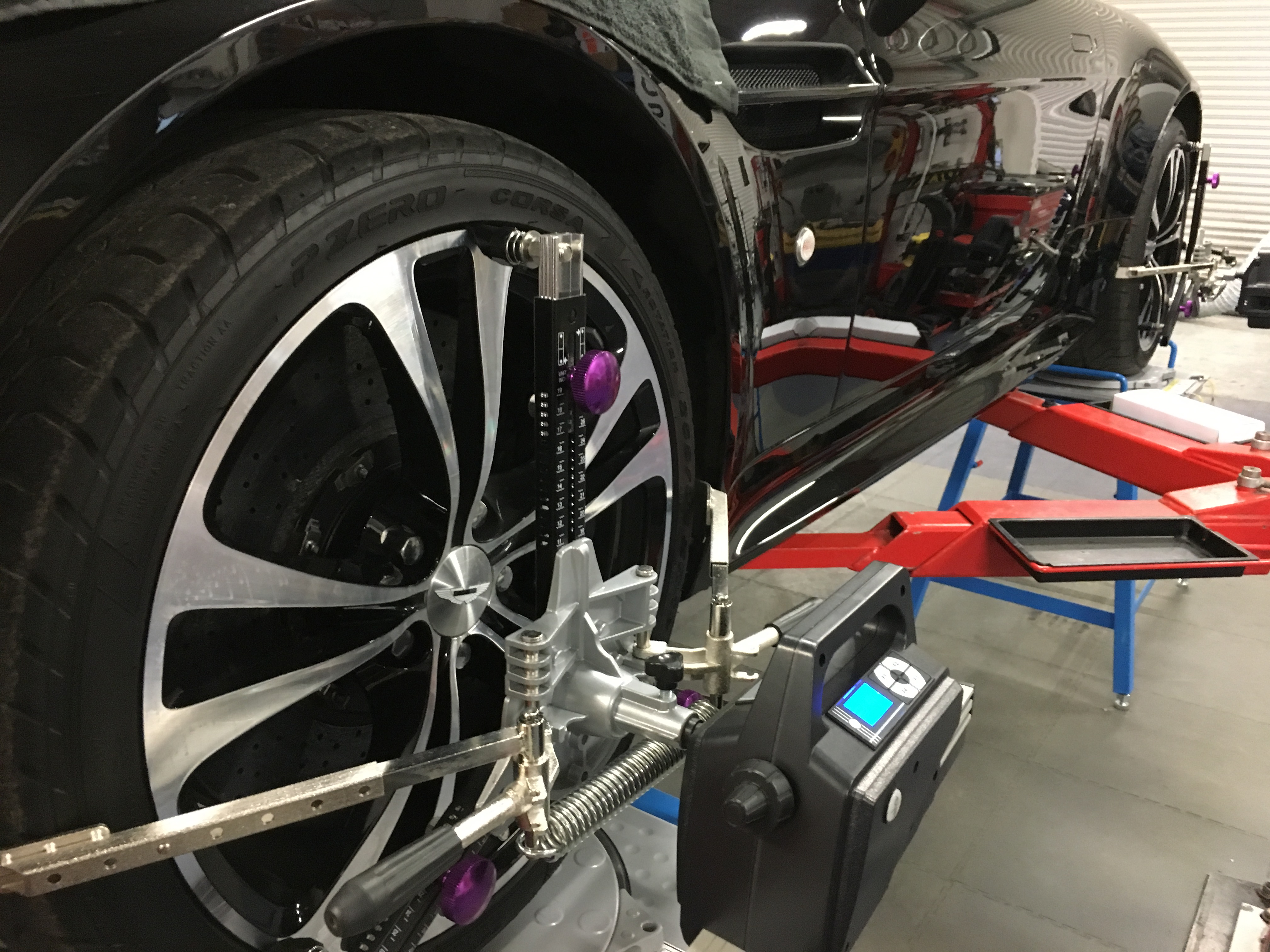 How Much Is A Wheel Alignment >> 4 Wheel Alignment | Aston Martin V8 Specialists Hampshire